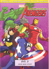 Avengers. Díl 3., Iron Man útočí (odkaz v elektronickém katalogu)