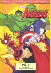 Avengers. Díl 4., Thorův poslední vzdor (odkaz v elektronickém katalogu)