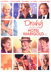 Druhý báječný hotel Marigold  (odkaz v elektronickém katalogu)