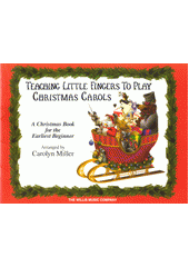 Teaching Little Fingers to Play Christmas Carols (odkaz v elektronickém katalogu)