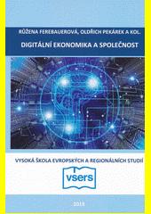 Digitální ekonomika a společnost  (odkaz v elektronickém katalogu)