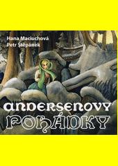 Andersenovy pohádky (odkaz v elektronickém katalogu)
