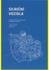 Silniční vozidla : vybrané statě z konstrukce a dynamiky vozidel  (odkaz v elektronickém katalogu)