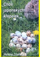 Chov japonských křepelek  (odkaz v elektronickém katalogu)