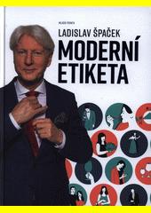 Moderní etiketa  (odkaz v elektronickém katalogu)
