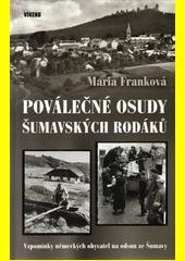 Poválečné osudy šumavských rodáků  (odkaz v elektronickém katalogu)