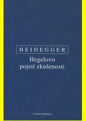 Hegelovo pojetí zkušenosti  (odkaz v elektronickém katalogu)