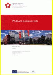 Podpora podnikavosti : učebnice  (odkaz v elektronickém katalogu)