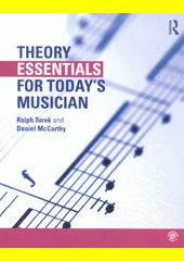Theory Essentials for Today's Musician : textbook (odkaz v elektronickém katalogu)