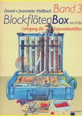 Blockflötenbox. Band 3  (odkaz v elektronickém katalogu)