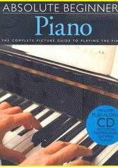 Absolute Beginners : piano (odkaz v elektronickém katalogu)
