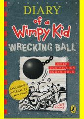 Diary of a Wimpy Kid. Wrecking ball  (odkaz v elektronickém katalogu)