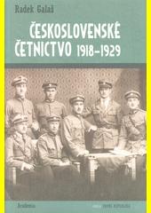 Československé četnictvo (1918-1929)  (odkaz v elektronickém katalogu)