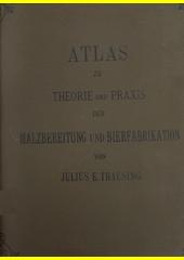 Atlas zu Theorie und Praxis der Malzbereitung und Bierfabrikation  (odkaz v elektronickém katalogu)