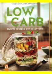 Low carb : rychlé recepty pro každý den  (odkaz v elektronickém katalogu)