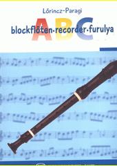 Blockflöten-ABC (odkaz v elektronickém katalogu)