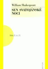 Sen svatojánské noci  (odkaz v elektronickém katalogu)