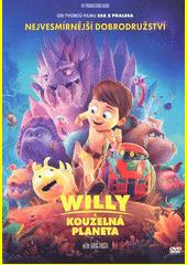 Willy a kouzelná planeta  (odkaz v elektronickém katalogu)