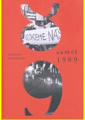 Samet 1989  (odkaz v elektronickém katalogu)