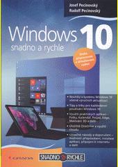 Windows 10 : snadno a rychle  (odkaz v elektronickém katalogu)