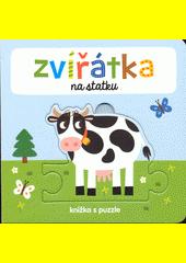 Zvířátka na statku : knížka s puzzle (odkaz v elektronickém katalogu)