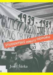 Studentské hnutí odporu  (odkaz v elektronickém katalogu)