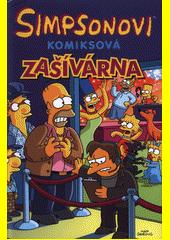 Simpsonovi. Komiksová zašívárna  (odkaz v elektronickém katalogu)