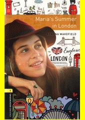 Maria's Summer in London  (odkaz v elektronickém katalogu)