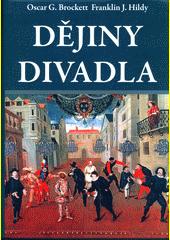Dějiny divadla  (odkaz v elektronickém katalogu)