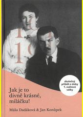 Jak je to divně krásné, miláčku! : 1915-1916  (odkaz v elektronickém katalogu)
