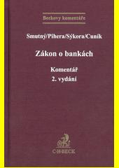 Zákon o bankách : komentář  (odkaz v elektronickém katalogu)