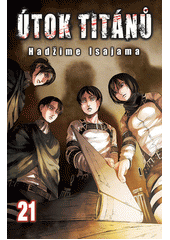 Útok titánů. 21  (odkaz v elektronickém katalogu)