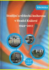 Studijní a vědecká knihovna v Hradci Králové 1949-2017 : 24 894 dnů v životě knihovny : vychází u příležitosti 70. výročí knihovny  (odkaz v elektronickém katalogu)
