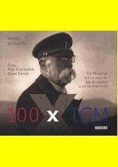 100 x TGM (odkaz v elektronickém katalogu)