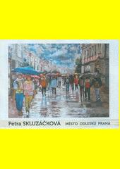 Petra Skluzáčková : město odlesků Praha  (odkaz v elektronickém katalogu)