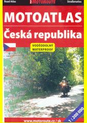 Česká republika : motoatlas (odkaz v elektronickém katalogu)