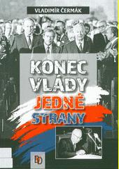 Konec vlády jedné strany  (odkaz v elektronickém katalogu)
