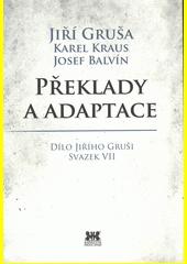 Překlady a adaptace  (odkaz v elektronickém katalogu)
