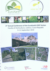 3rd Annual Conference of the EuroXanth COST Action