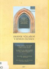 Sborník včelaření v jižních Čechách (odkaz v elektronickém katalogu)