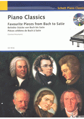 Piano Classics : favourite pieces from Bach to Satie (odkaz v elektronickém katalogu)