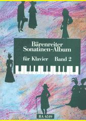 Bärenreiter Piano Album : Sonatinen. Band 2 (odkaz v elektronickém katalogu)