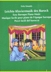 Leichte Klaviermusik des Barock (odkaz v elektronickém katalogu)