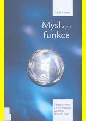 Mysl a její funkce  (odkaz v elektronickém katalogu)
