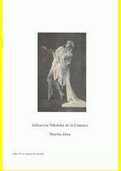 Jelizaveta Nikolská de la Cámara  (odkaz v elektronickém katalogu)