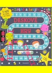 Zatoč a hraj! : deskové hry : 5 her na doma i na cesty (odkaz v elektronickém katalogu)