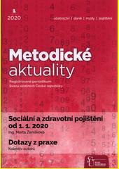 Sociální a zdravotní pojištění od 1.1.2020  (odkaz v elektronickém katalogu)