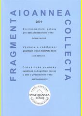 Environmentální pokusy pro děti předškolního věku  (odkaz v elektronickém katalogu)