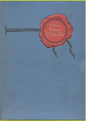 Panna Orleánská = (Jehanne la Pucelle) : její život a poslání, vítězná sláva a mučednická smrt  (odkaz v elektronickém katalogu)
