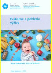 Pediatrie z pohledu výživy  (odkaz v elektronickém katalogu)